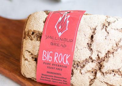 Ryebread - Yallingup Woodfired Bread - Margaret River #fruitloaf #yallingupbread #yallingupwoodfiredbread