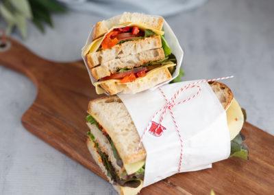 Yallingup Woodfired Bread Sandwiches | Gugelhupf Bakery