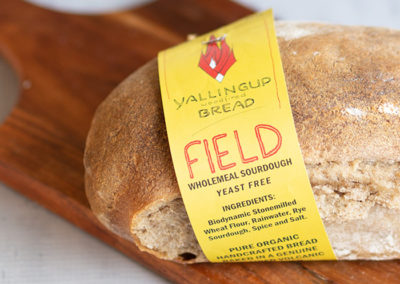 Wholemeal Sourdough - Yallingup Woodfired Bread - Margaret River