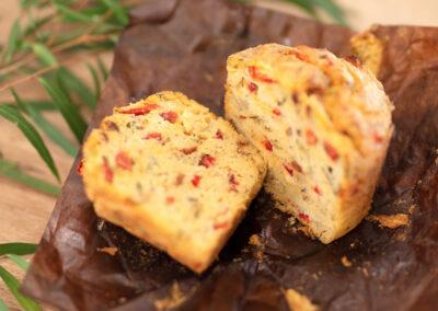 Savoury Muffins | Yallingup Gugelhupf | Yallingup Woodfired Bread | Yallingup Bakery #savourymuffins #yallingupbakery #yallingupwoodfiredbread